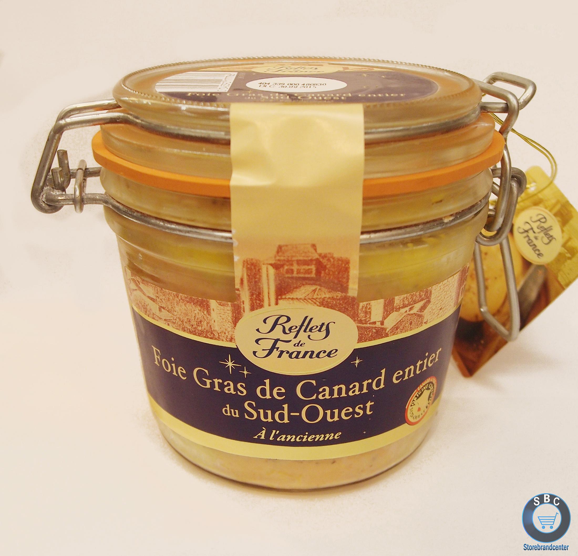 Foie gras MDD