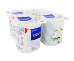 auchan yaourt nature 2015