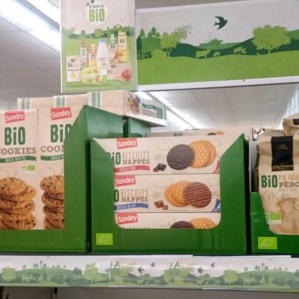 mdd lidl bio biologique marque de distributeur marque propre;