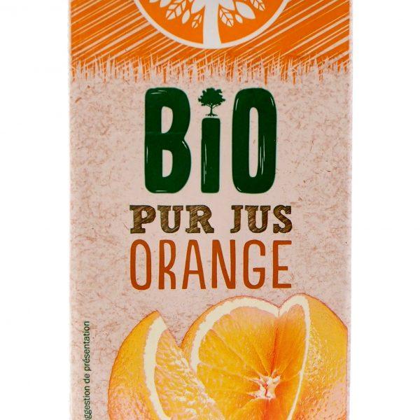 Lidl mdd bio jus d orange