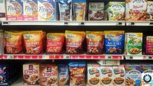 linéaire e.leclerc mdd cereale marque de distributeur brin du jour