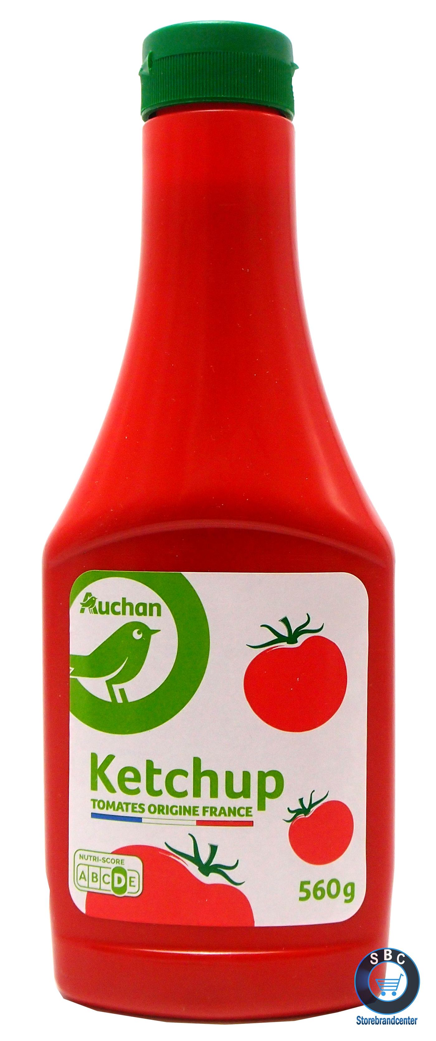Nouvelle charte Auchan MDD marque de distributeur